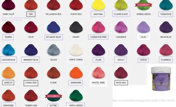 Tonalizante Colorido La Riche- Directions (3 Unidades)