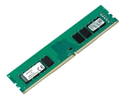 Memória 16gb 2400mhz Kingston Kvr24n17d8/16 Desktop