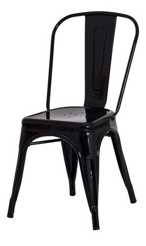 Imagem 1 de 5 de Cadeira Tolix Iron Design Várias Cores