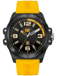 Reloj Cat Para Hombre (k016127137) Nomad Yellow Pulso De