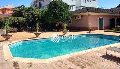 Casa Com 8 Dormitórios Para Alugar, 1104 M² Por R$ 35.000/mês - Jardim Vivendas - São José Do Rio Preto/sp - Ca1769