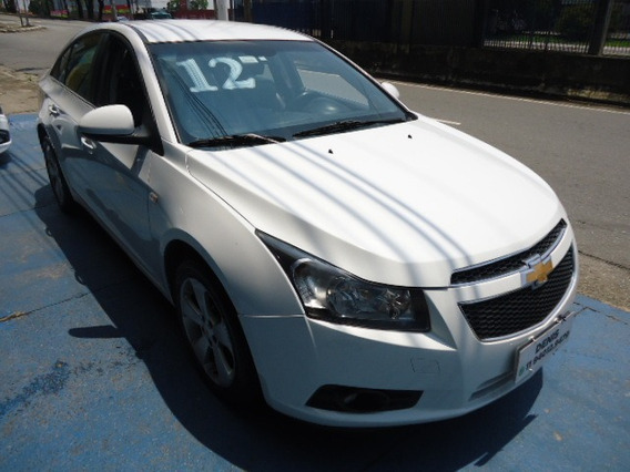 Chevrolet Cruze 2012 1.8 Flex Lt Ecotec Branco
