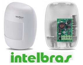 Sensor Infravermelho Passivo Com Fio Ivp 3000cf Intelbras