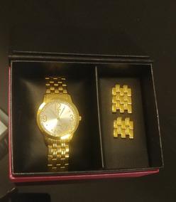 Relógio Feminino Lince Analógico Lrg4254l K063s2kx