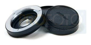 Adaptador De Lentes Pentax A Camara Nikon.