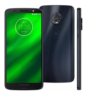 Motorola Moto G6 Plus 64gb 4gb De Ram E Dual Cam Traseira