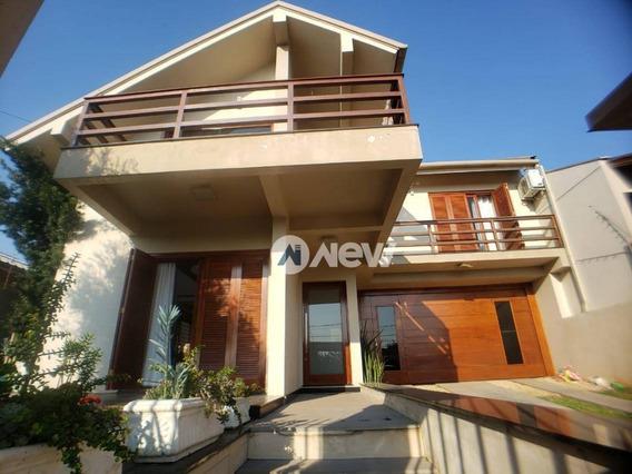 Casa Com 2 Dormitórios À Venda, 245 M² Por R$ 885.500 - Bela Vista - Estância Velha/rs - Ca3041