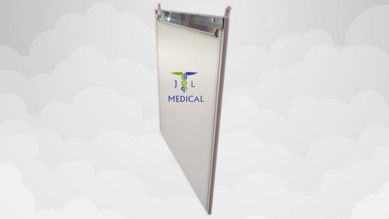 Negatoscopio Led Blanco Slim Con Porta Placa Incluido
