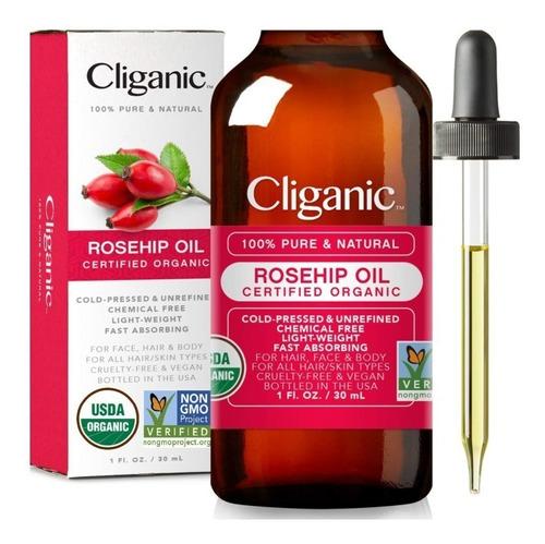 Imagen 1 de 4 de Aceite De Rosa Mosqueta Orgánico 100% Puro