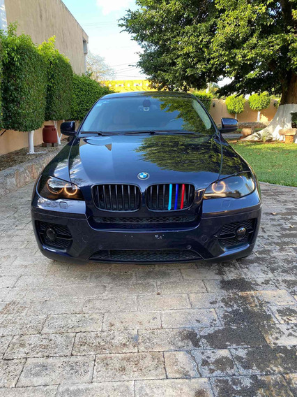 Bmw X6 3.5 Xdrive Ia At 2012