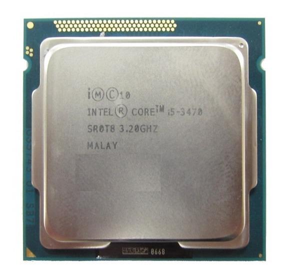 Processador I5 3470 Lga 1155 - 3.2ghz - 6mb, Promoção + Nfe