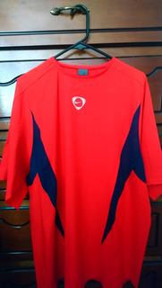 Jersey Nike Total 90 Cool Motion Xl Rojo No Barcelona Madrid