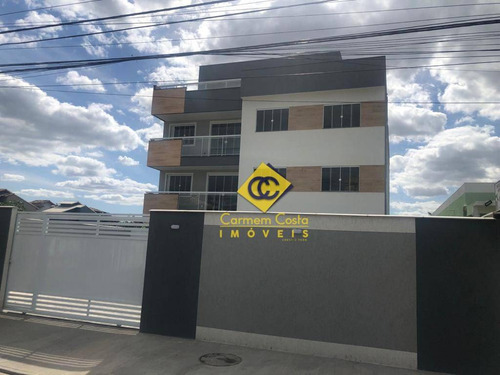 Lindo Apartamento Com 3 Dormitórios À Venda, 85 M² Por R$ 275.000 - Jardim Mariléa - Rio Das Ostras/rj - Ap0711