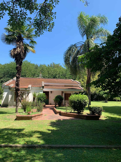 Casa Quinta Terreno 4 Ambientes