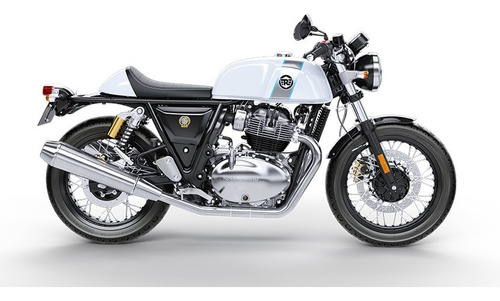 Royal Enfield Continental Gt 650 Ice Queen 0 Km