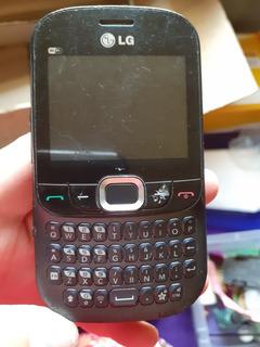 Celular Blackberry Lg C365 Retirada De Peças