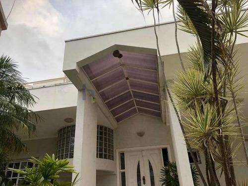 Casa Com 5 Dormitórios À Venda, 400 M² Por R$ 1.700.000,00 - Jardim Santa Marcelina - Campinas/sp - Ca4190