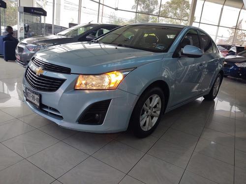 Imagen 1 de 10 de Chevrolet Cruze 2013 1.8 Ls 5vel Aa Mt