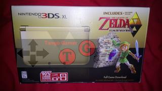 Nintendo 3ds Xl Edición Limitada Zelda