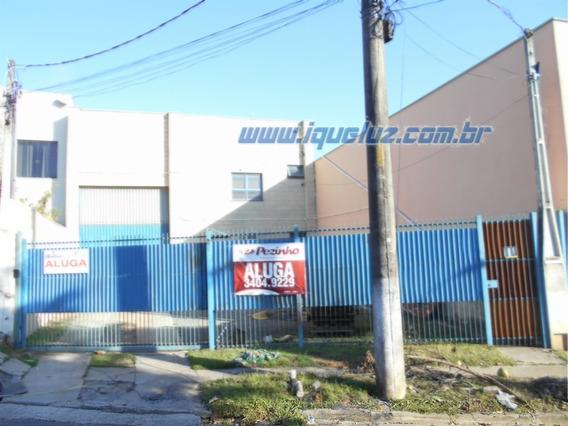 Barracão/galpão Para Alugar - 00539.002