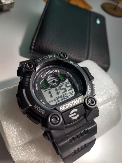 Relógio Masculino Spot Digital