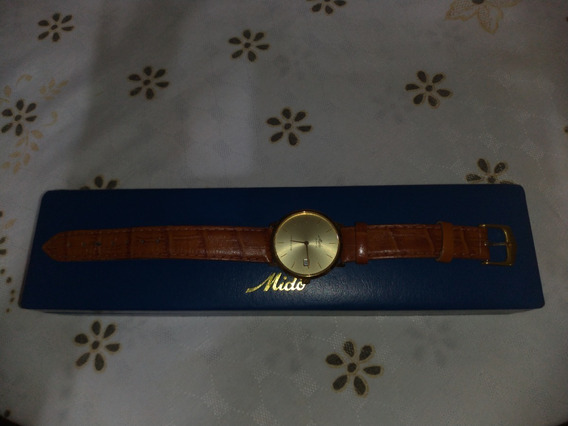 Relógio Mido Ocean Star Sapphire Crystal