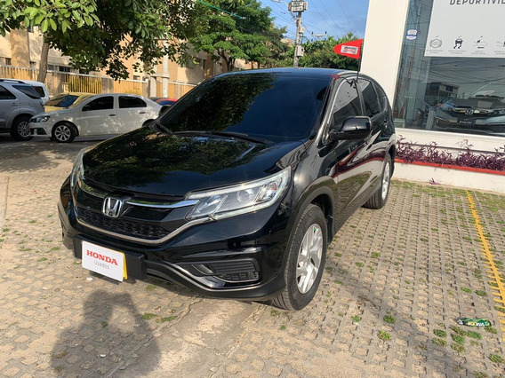 Honda Crv City Plus 2016 Aut