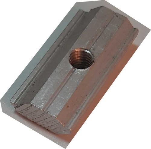 Imagen 1 de 1 de Coda Tuerca De Aluminio Repuesto P/ Torn Acero Inoxidable