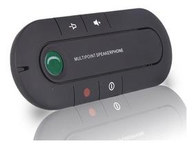 Transmissor Receptor Veicular Bluetooth Para Atender Ligação