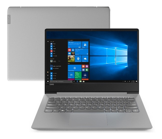 Notebook Lenovo B330s I5-8250u Win 10 Pro 4gb 128gb Ssd 14