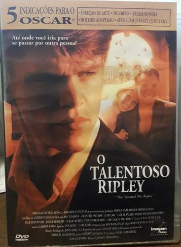 Imagem 1 de 5 de Dvd - O Talentoso Ripley - Matt Damon