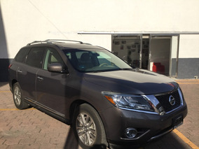 Nissan Pathfinder Advance Mt 2015