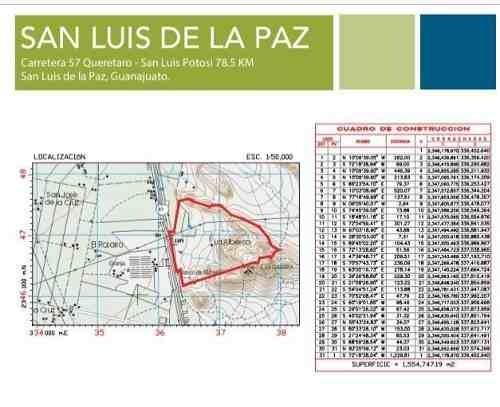 (crm-1621-2218) Aa/ Rancho La Alberca Venta Guanajuato San Luis De La Paz