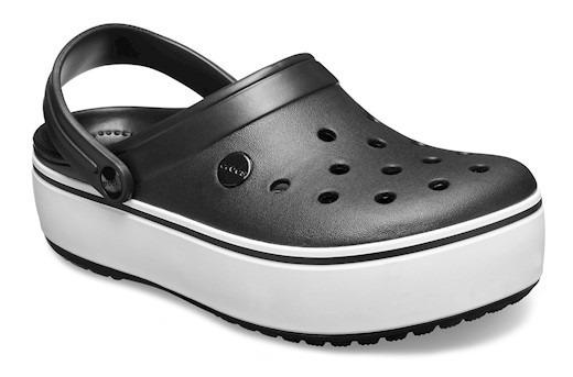Crocs Croscband Platform Original A Pronta Entrega