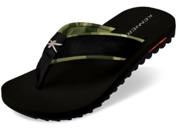Sandálias Kenner Cushy Chinelo Barato Promoção Top Inverno