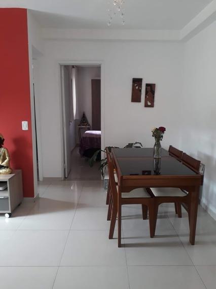 Apartamento Para Alugar 49m² - 2 Dormitórios - Jardim Vista Alegre - Embu Das Artes - 616 - 34269272