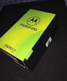 Moto G6 Play Uma Marca De Uso