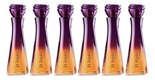 Perfume Kriska Arrasa X6 Natura