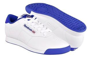 Zapatos Atleticos Y Urbanos Reebok V68529 23-26 Piel Blanco