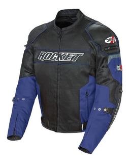 Chaqueta Chamarra Joe Rocket Resistor M Motociclista Talla S