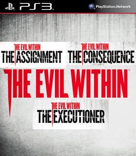 Evil Within Ps3 + Pase De Temporada - Recibilo Hoy Mismo!