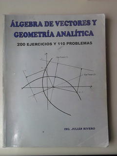 Combo De Libros De Geometría Analítica Ing Uc