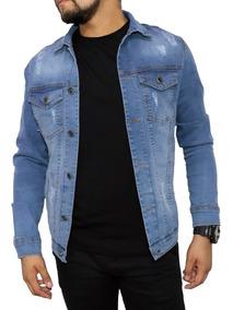 Jaqueta Masculina Jeans Super Promoção