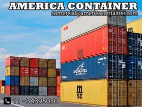 Contenedores Maritimos Containers 40 Nacionalizados Gualegua