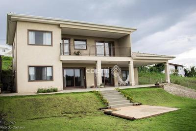 Casa Com 4 Dormitórios À Venda, 278 M² Por R$ 880.000 - Setor Habitacional Jardim Botânico - Brasília/df - Ca0563