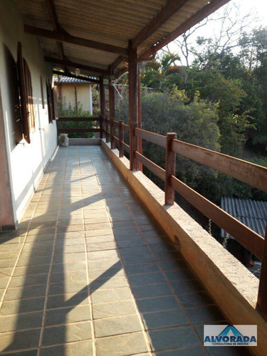 Imagem 1 de 19 de Chácara Residencial À Venda, Vila São Germano, Paraibuna. - Ch0053