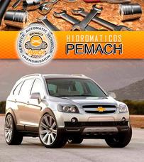 Reparacion De Cajas Automaticas Chevrolet Captiva Y Epica