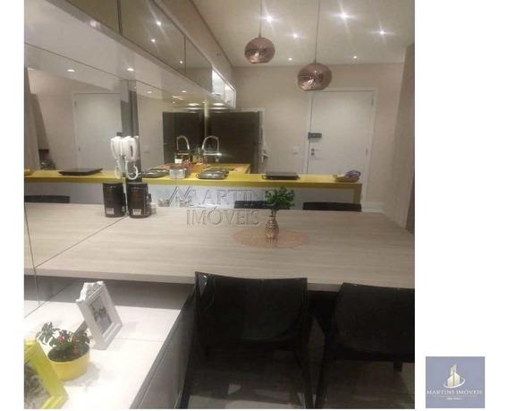 Línea Home Style | Flat 41m Mobiliado | Alex-7347 - A7347