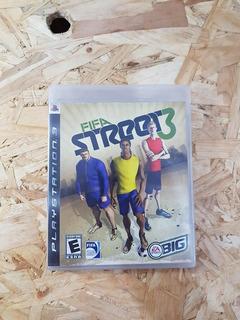 Fifa Street 3 Playstation 3 Ps3 Buen Estado !!