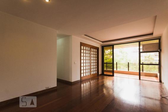 Apartamento Para Aluguel - Jardim Oceânico, 3 Quartos, 110 - 893015565
